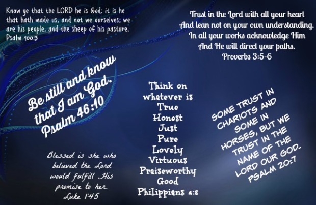 Favorite Bible Verses