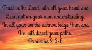 Proverbs 35-6