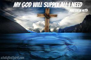 My God Will Supply