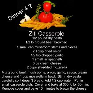 ziti-casserole