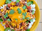 Chicken Taco Bowl
