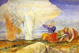 Transfiguration by Alexandr Ivanov, 1824